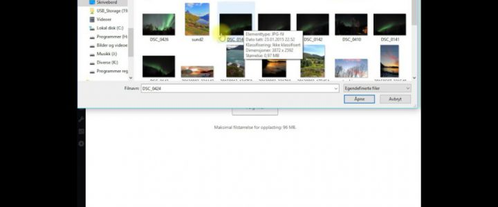 installere - wordpress - one.com