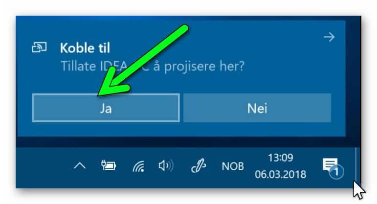 Feilsøke tilkoblinger for ekstern skjerm i Windows 10