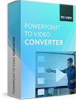 Movavi PowerPoint to Video Converter box