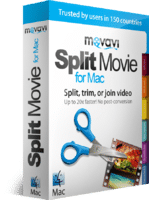 Movavi Split Movie for Mac – Personal