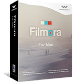 Wondershare Filmora(Video Editor) for Mac