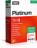 Nero Platinum Suite Subscription 1 year